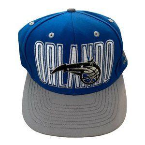 Adidas NBA Orlando Magic Snapback Hat One Size